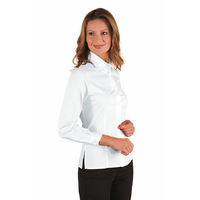 Chemise Femme Manches Longues Kyoto Blanche