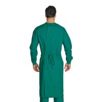 Blouse casaque chirugicale Durban Verte
