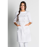 Blouse blanche Femme Glamour