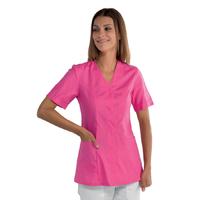Tunique médicale rose Sion