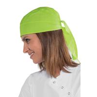 Bandana de cuisine vert