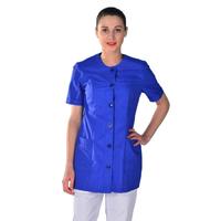 Tunique médicale couleur bleue Clinic Look