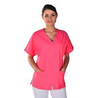Tunique médicale rose unisexe Clinic look