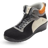 Chaussure de sécurité à lacets montante Coralie Nordways