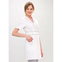 Blouse blanche esthétique Femme Wera Couture