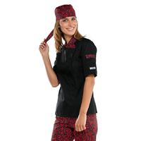 Veste de cuisine à manches courtes Sushi collection