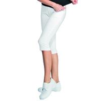 Leggings 3/4 Blanc Femme