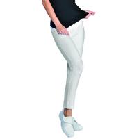 Leggings Femme Blanc