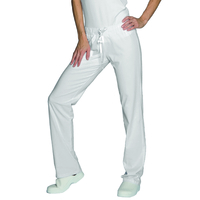 Pantalon Jersey Blanc