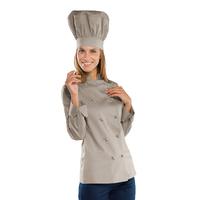 Veste de cuisine Lady Chef Beige