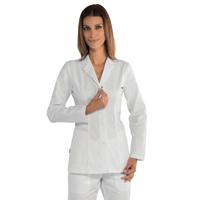 Tunique médicale manches longues 100% coton