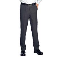 Pantalon Homme 100% Laine Anthracite