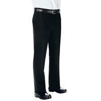 Pantalon Homme 100% Laine Noir