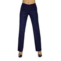 Pantalon Femme Bleu Marine Hiver