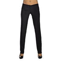 Pantalon Slim Femme Noir
