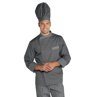 Veste grise de boucher Durango