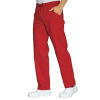 Pantalon Cuisinier Rouge