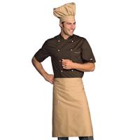 Veste Chef Cuisinier Alicante Cacao Biscuit