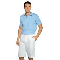 Bermudas Homme Blanc 100% Coton
