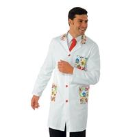 Blouse Médicale Homme Cm 100 Blanc smile 100% Coton