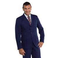 Veste Homme 3 Boutons Bleu