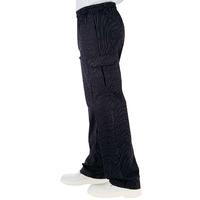 Pantalon de boucher vienna Noir
