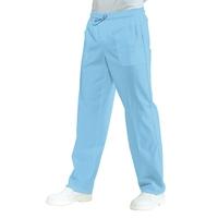 Pantalon Médical Mixte Taille Elastique Ciel