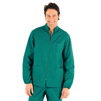 Tunique Médicale Homme Samarcanda Vert 100% Coton