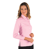 Chemise Femme Manches Longues Kyoto Rose