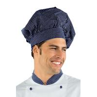 Toque de chef cuisinier  vienna bleu