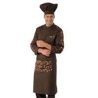 Toque de chef cuisinier  chocolat