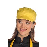 Casquette serveur sam  jaune