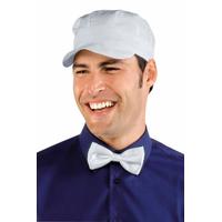 Casquette serveur sam  blanc