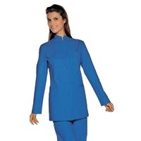 Tunique Médicale Bleu