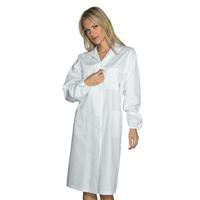 Blouse Laboratoire Femme Prévention des Risques Blanc