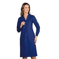Blouse Médicale Femme Manches Longues Bleu