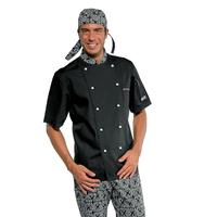 vestes de cuisine, veste cuisinier homme & femme - mylookpro.com - Veste De Cuisine Pas Cher Noir