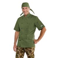 Veste de cuisine Vert militaire