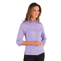 Chemise Femme Kyoto Manches 3/4 Lilas