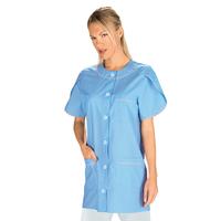 Tunique Médicale Alberville 3XL Bleu 100% Coton