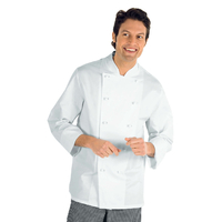 Veste Chef Cuisinier 5XL Livorno Blanc 100% Coton
