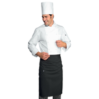 Veste Chef Cuisinier Manches Longues Extralight Blanc