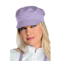 Casquette serveur sam  lilas
