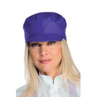 Casquette serveur sam  violet