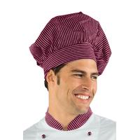 Toque de chef cuisinier  vienna bordeaux