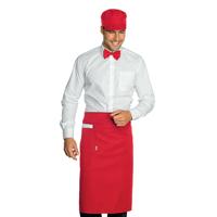 Tablier de cuisine Dakar Cm 100x70 Rouge
