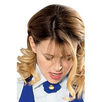 Cocarde Bleu Cyan