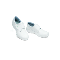 Chaussures Femme Velcro Blanc