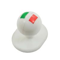 Lot de 10 Boutons veste cuisine motif Italie