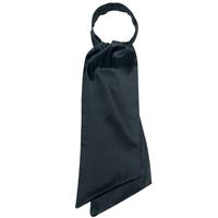Foulard Ascot Noir
